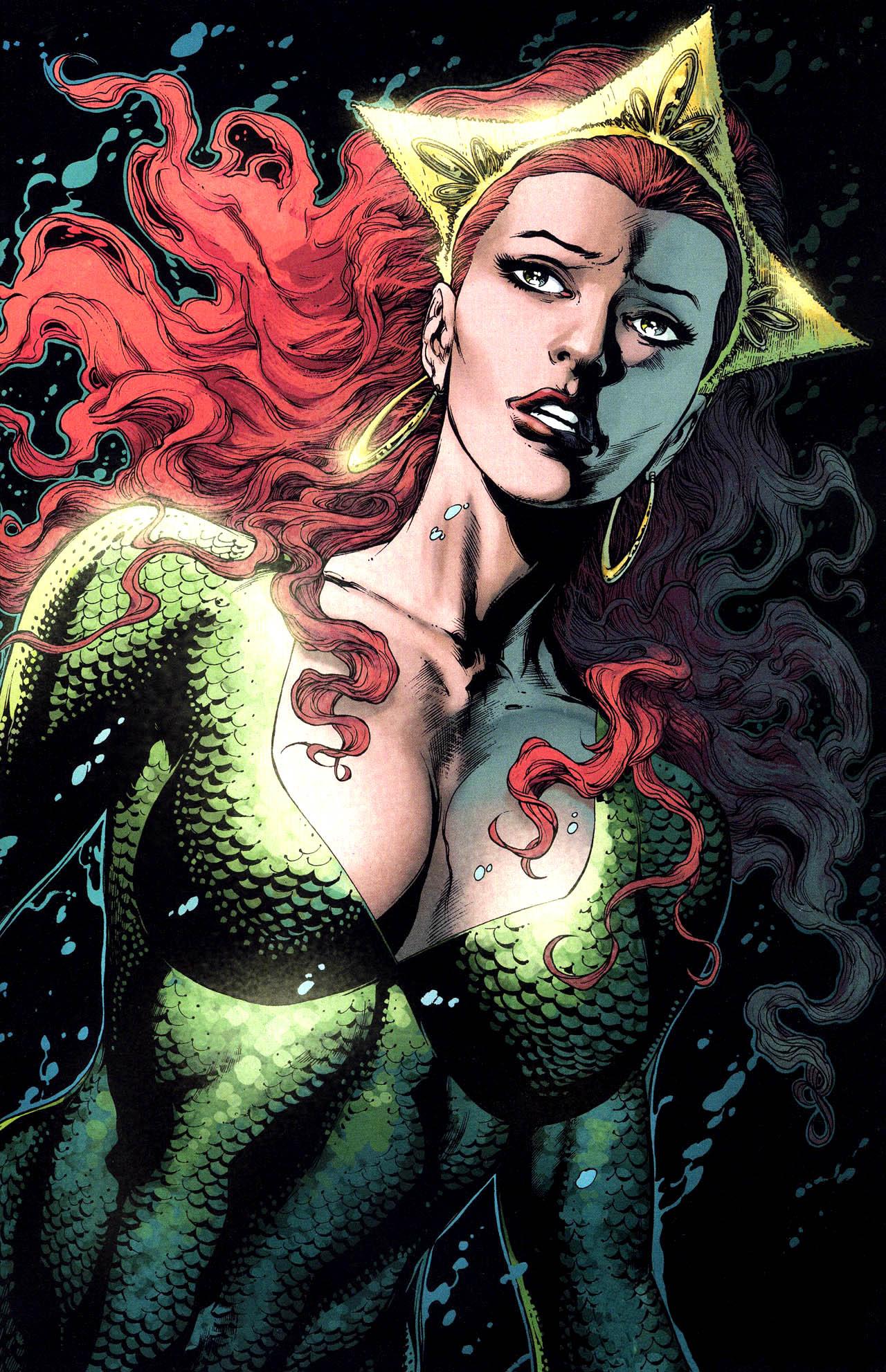 Queen Mera DC Comics