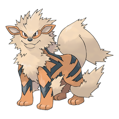 059Arcanine