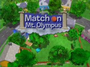 Match on Mount Olympus