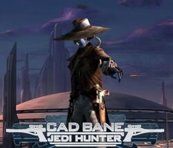 Cad Bane Jedi Hunter