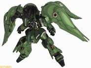 Kshatriya in Gundam Musou 3