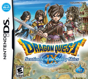 Dragon Quest 9 NA