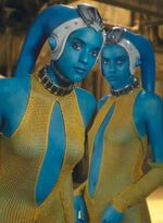 Twilek twins