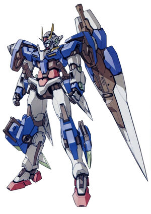00 7s Gundam Front
