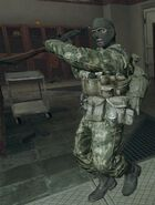 Spetsnaz Melee BO