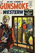 Gunsmoke Western Vol 1 40