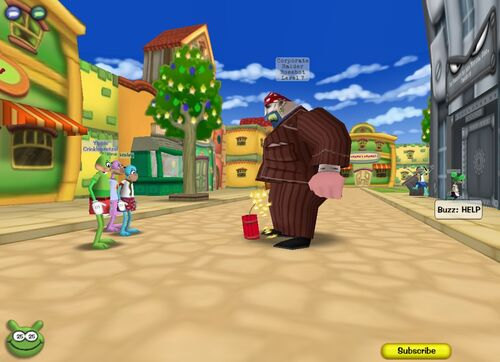 Image tnt toontown wiki for Toontown fishing guide