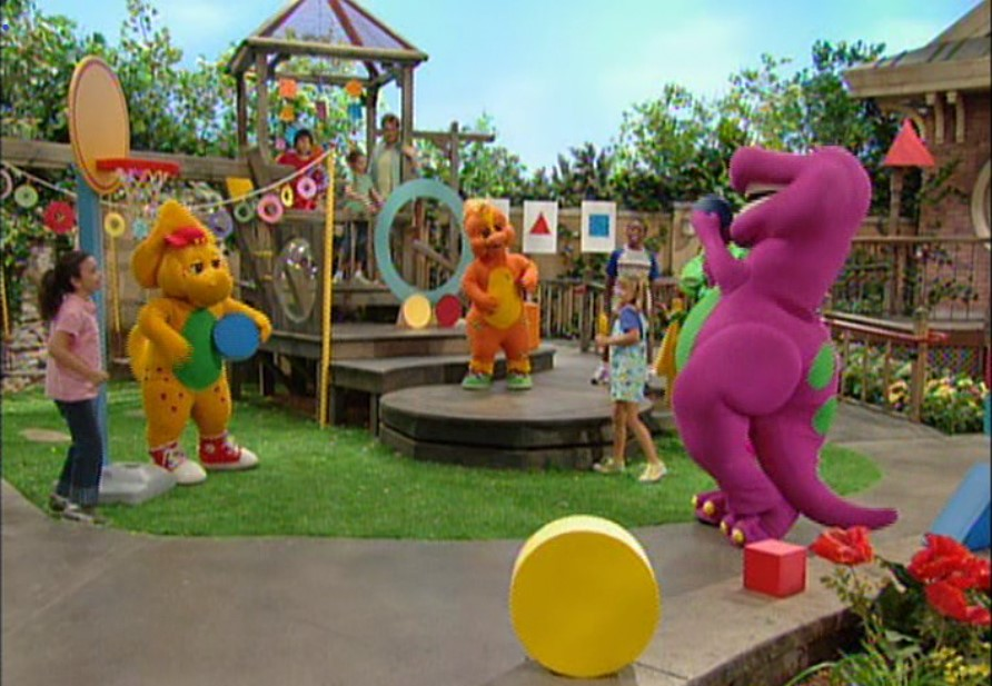 Barney And Friends Season 4 Episode 5 Tick Tock Clocks – HD Wallpapers