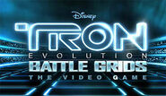 TronE Battle Grids logo