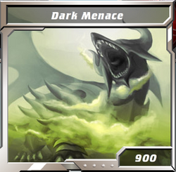 Darkus Move-Dark Menace