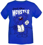 Smell Like a Monster T-shirt