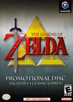 The Legend of Zelda - Collector's Edition (North America)