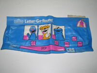 Sesame Street Letter-Go-Round Commodore 64 keyboad layout