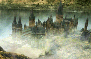 Hogwarts HP4