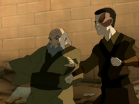 Iroh and Zuko