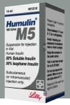 Humulin M5