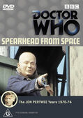 Spearhead from space australia dvd