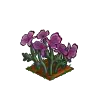 Wither Bunch Purple Poppy-icon