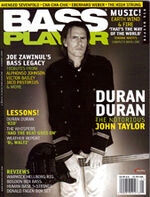 Bass player magazine duran duran