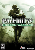 CoD4 boxart