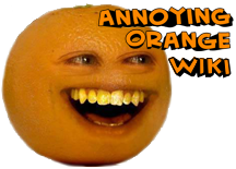 Annoying Orange wiki logo