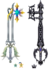 Oathkeeper &amp; Oblivion KHD