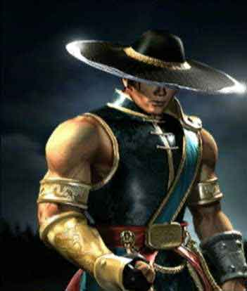 Mortal Kombat  Render_Kung_Lao