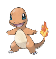 004Charmander