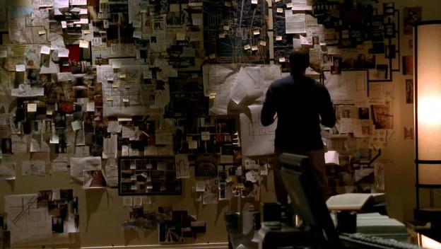 Michael Scofield S Wall Pilot Prison Break Wiki