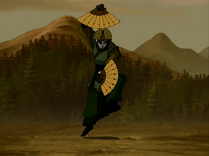 Kyoshi&#39;s fans