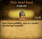 F Head Band variations