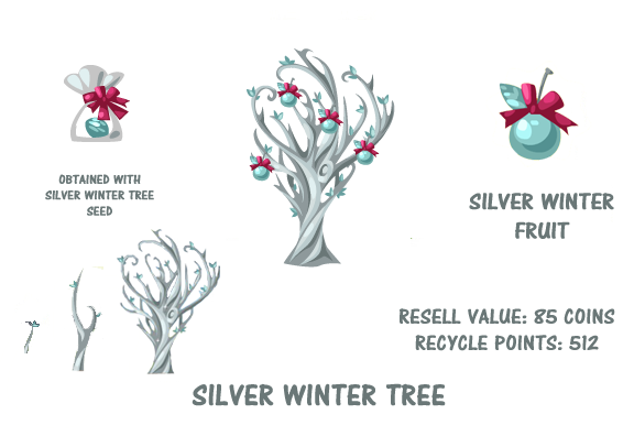 Silver winter tree pet society wiki pets stores fish for Fish in a tree summary