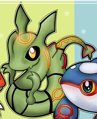 Pokemon Baby Rayquaza Pokemon Images | Pokemon Images
