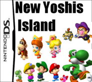 New Yoshi Island