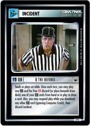 Q-the-Referee