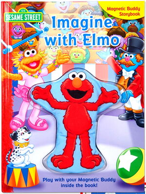 Imagine with elmo cover