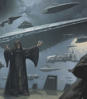 Palpatine Reborn With Fleet