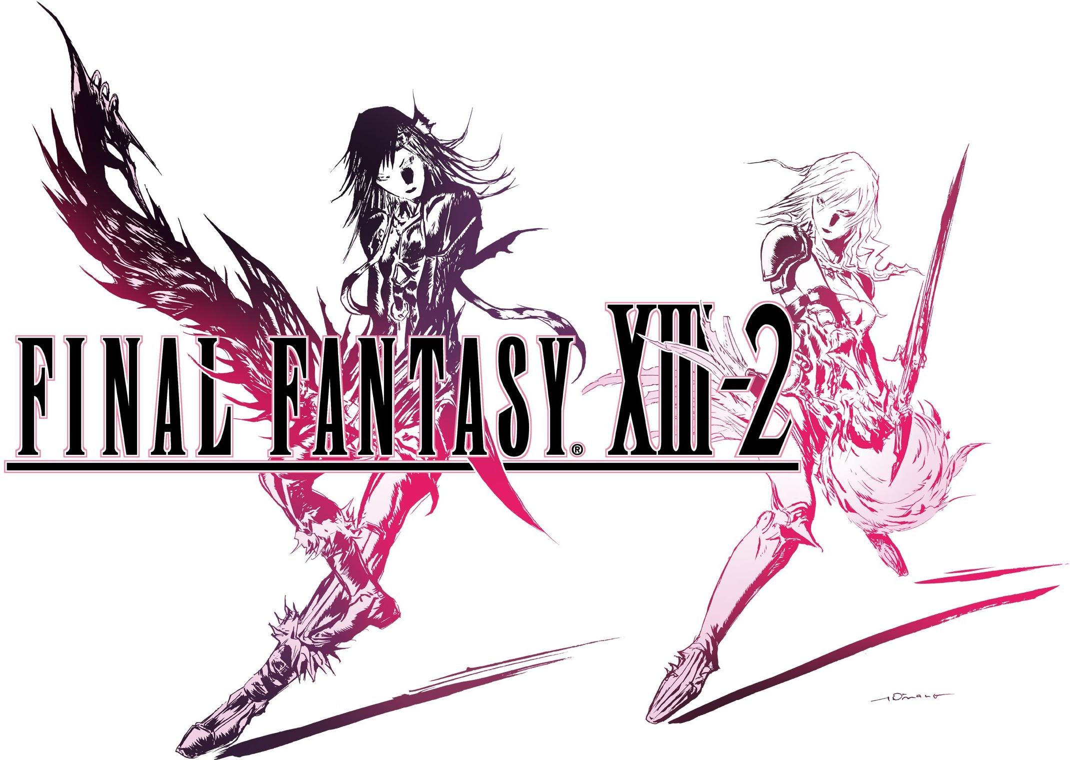FinalFantasy XIII-2 LogoXiii Logo
