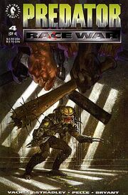 Predator Race War issue 4