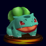 Trofeo Bulbasaur SSBM