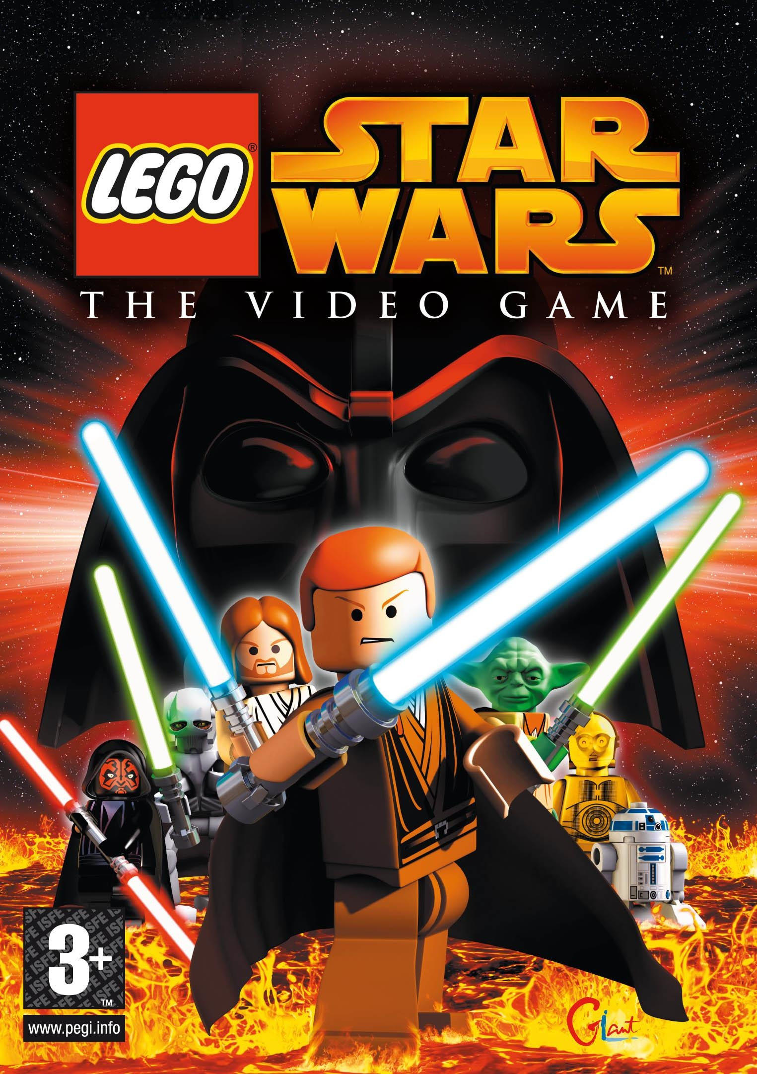 Lego star wars the video game brickipedia the lego wiki - Lego star warse ...