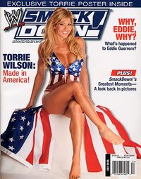 Smackdown Magazine July 2005
