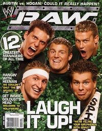 Raw Magazine June 2006