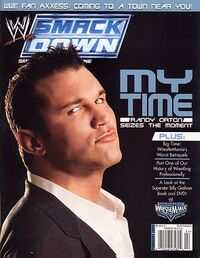 Smackdown Magazine Feb 2006