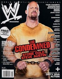 WWE Magazine May 2007