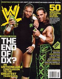 WWE Magazine Nov 2009