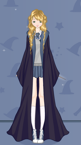 Ravenclaw Haley