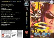SummerSlam 2000 DVD