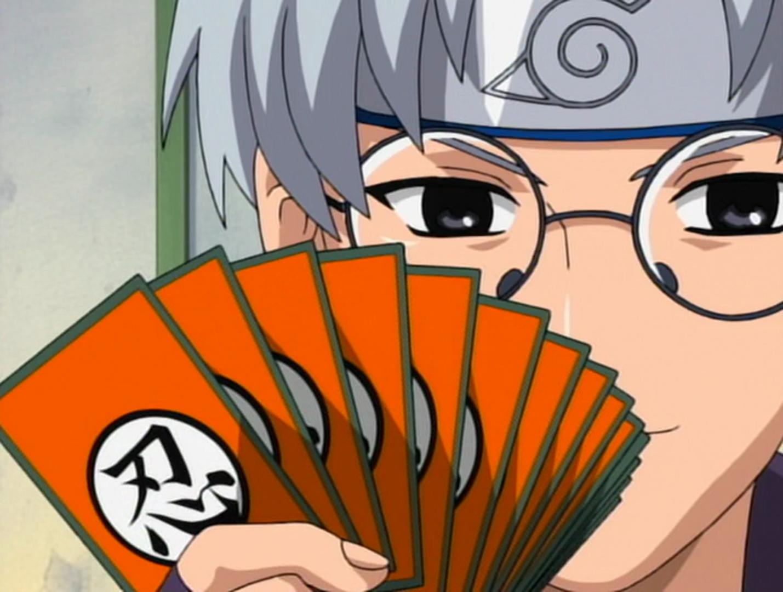 [FICHA] - Issei hyoudo Ninja_Info_Cards