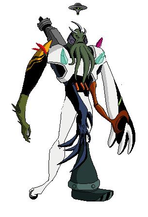 Ben 10 Ultimate Alien Upgrade Vilgax 3